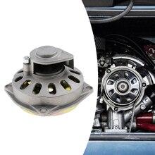 1 pièces 7 dents 25H boîte de vitesses embrayage tambour cloche boîtier pour 47CC 49CC 6mm 25H Mini moteur/Mini poche saleté vélo Quad ATV
