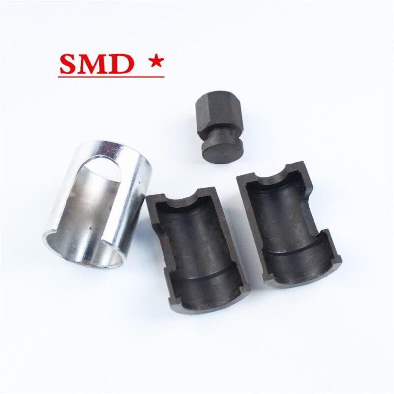 Najwyższa jakość układ wtrysku oleju napędowego common rail wtryskiwacz demontażu demontażu i montażu zestawy naprawcze/narzędzia dla wtryskiwacza 110 serii