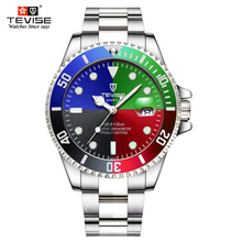 NEW Classic Luxury full stainless steel Watch Men Business C