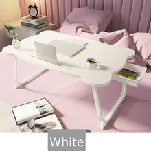 Desk Table-Stand Laptop-Stand-Holder Computer-Desk Sofa Study-Table Wooden Folding Multi-Functional