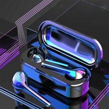 Bluetooth Earphone TWS Wireless Earphone Touch Control 3D Stereo Sports Wireless
