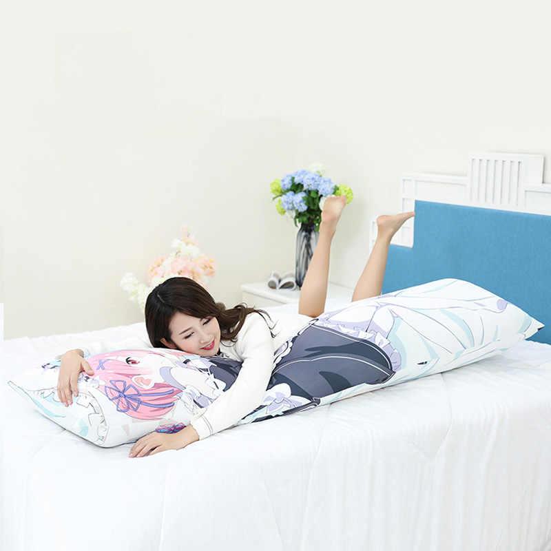 アニメポケモンサトシ Lillie 抱き枕ルカリオセレナ 150 センチメートルコスプレ枕カバー