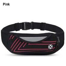 Shoulder Belt Bag Outdoor Sports Pack Man Belt Pouch Teenager Running Cycling Waist Bag Pack Male Fashion Travel Phone Pouch Bag