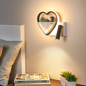 Modern led wall lights living