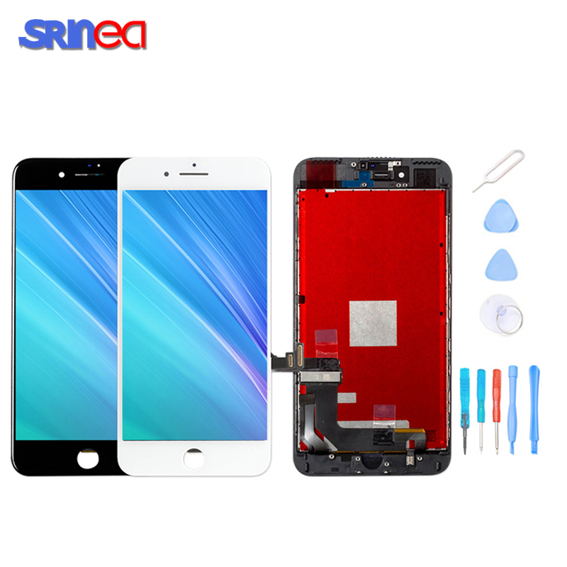 Grade AAA For Iphone 7 Plus LCD Screen And Digitizer Assembly Original OEM Display iPhone 8 5 Replacement