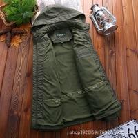 Zhan di ji pu Great Wall Outdoor Men plus Velvet Waterproof And Breathable Raincoat Jacket MEN'S Coat Tops 868