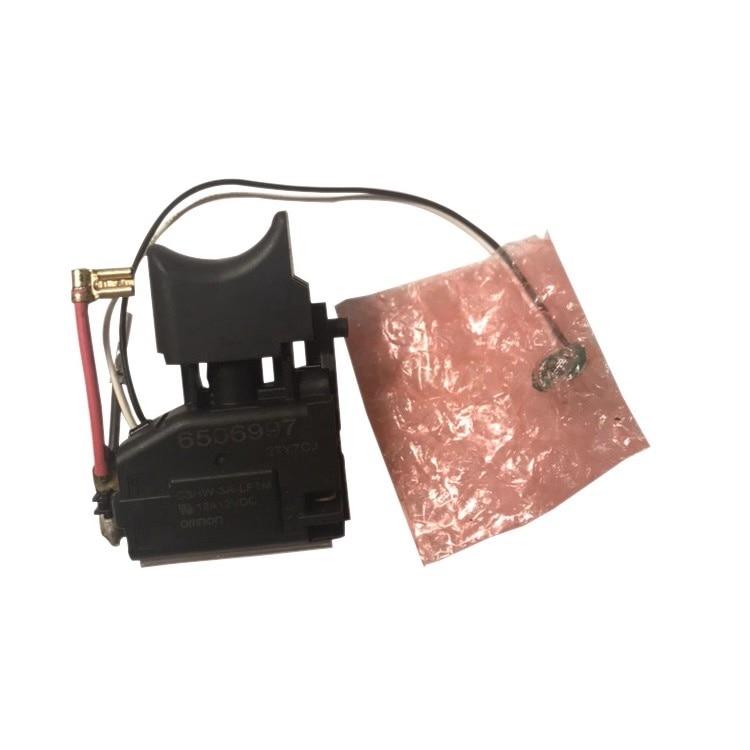 10.8V Switch Replacement For Makita 6506997 6506450 6505991 DF330DWE DF030DWE TD090DWE TD090D DF330D DF030D DF330DWLE