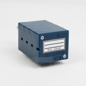 Image 3 - 1 PCS Japan ALPS Blue SHELL RK27 Quad BALANCE Volume Potentiometer ครึ่งแกน 25mm10KA 50KA