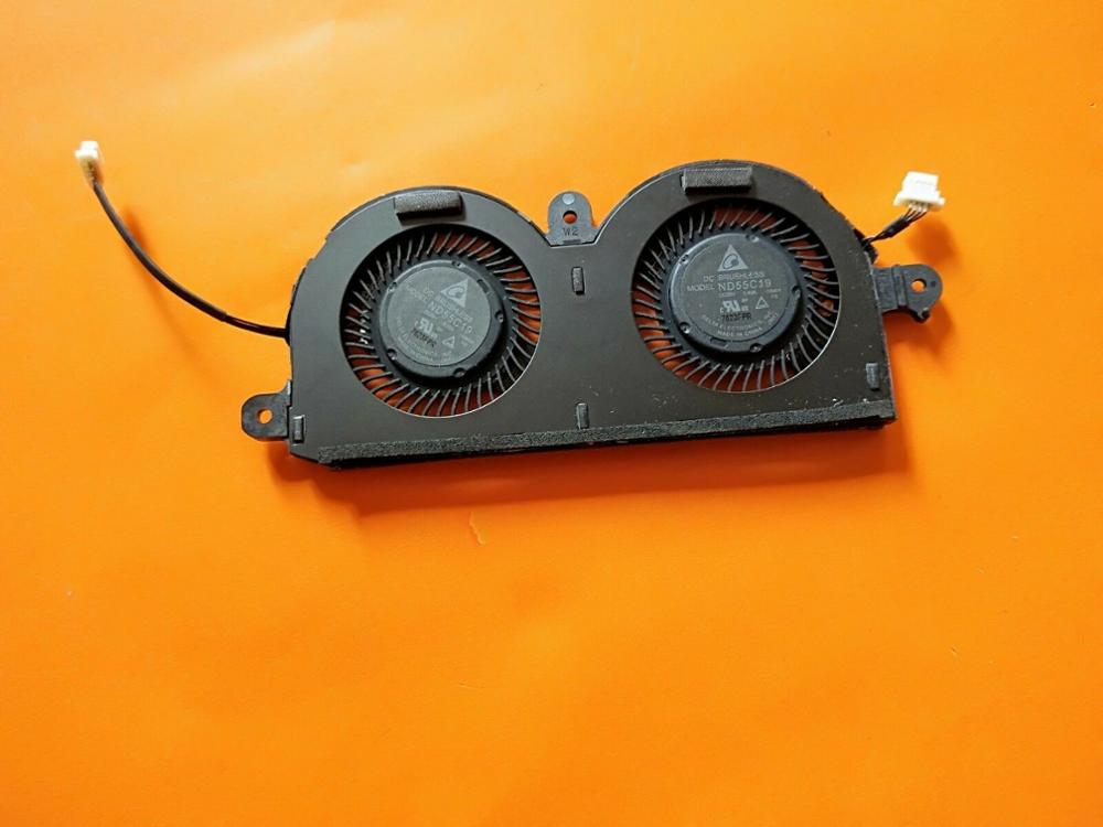 Novo para Dell Ventilador de Refrigeração n 0980wh Xps13 9370 Nd55c19-16m01 dp –