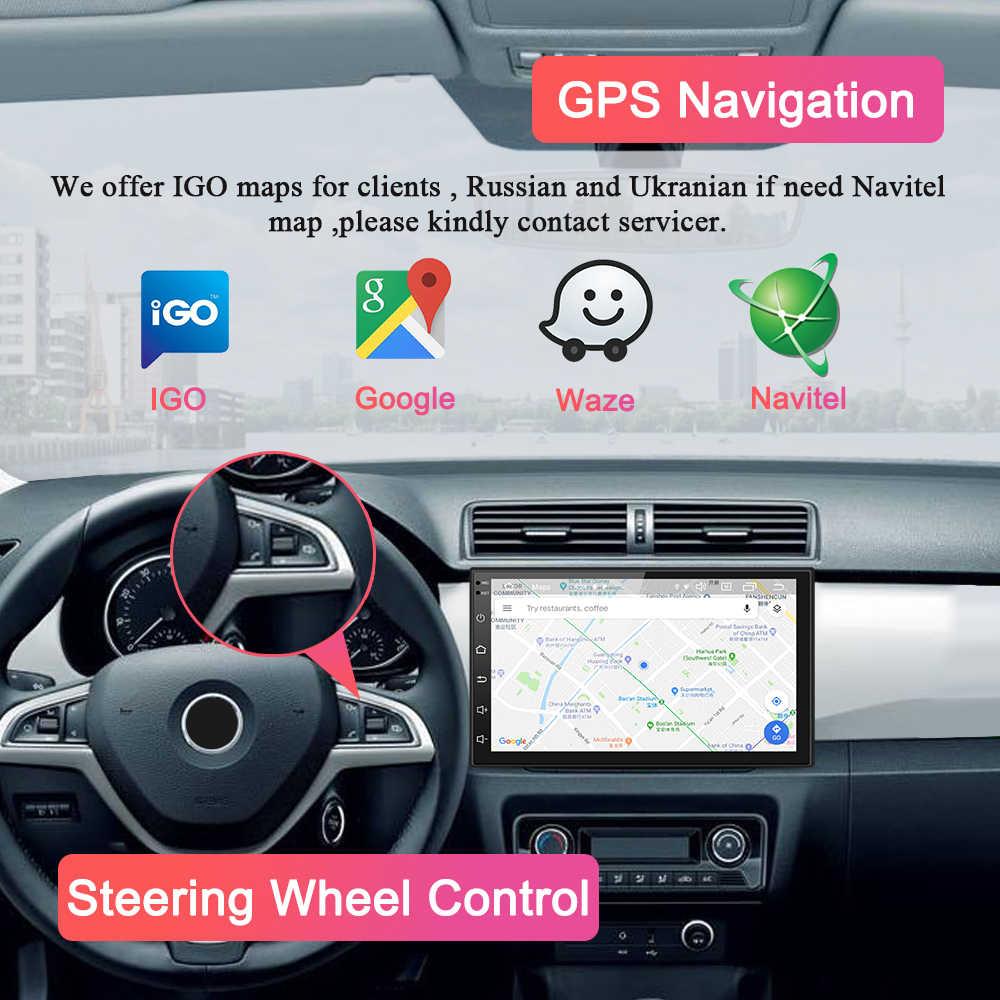 Navivox 2 Din Android 10.0 Opel DVD GPS pour Opel Astra J Zafira B Astra G Corsa D Vivaro Vectra B Meriva lecteur de voiture multimédia