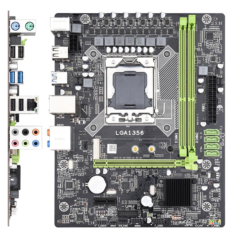 X79A serveur PCI E carte mère électronique sport mémoire jeu accessoires informatiques remplacement accessoires CPU réparation pièces stables
