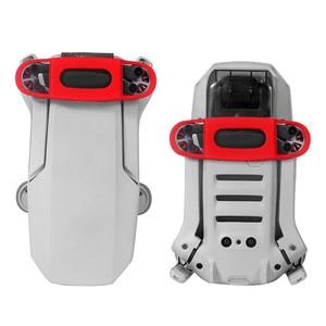 Image 3 - Szybkozłącze łopatki śmigła stabilizator do DJI Mavic Mini silnik do drona Protector łopatka uchwyt mocujący części zamienne