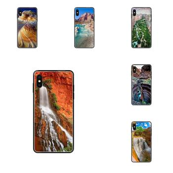 TPU Cases Skin For Huawei Honor 6A 7A 7X 8C 8X 9 9A 9I 9X 10 10I 20 20I 20S Lite Pro Grand Canyon National Park image