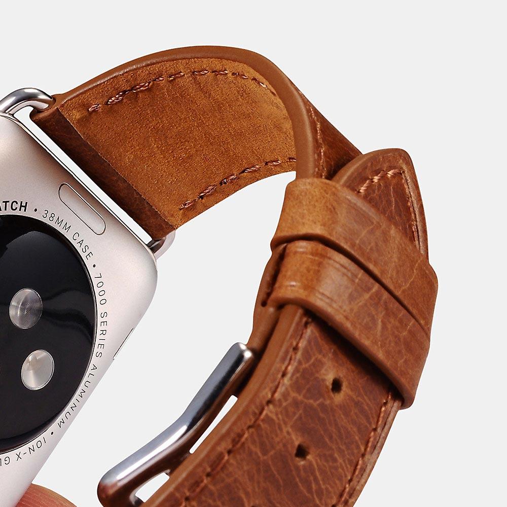 para apple watch 38mm 42mm quadri-série de