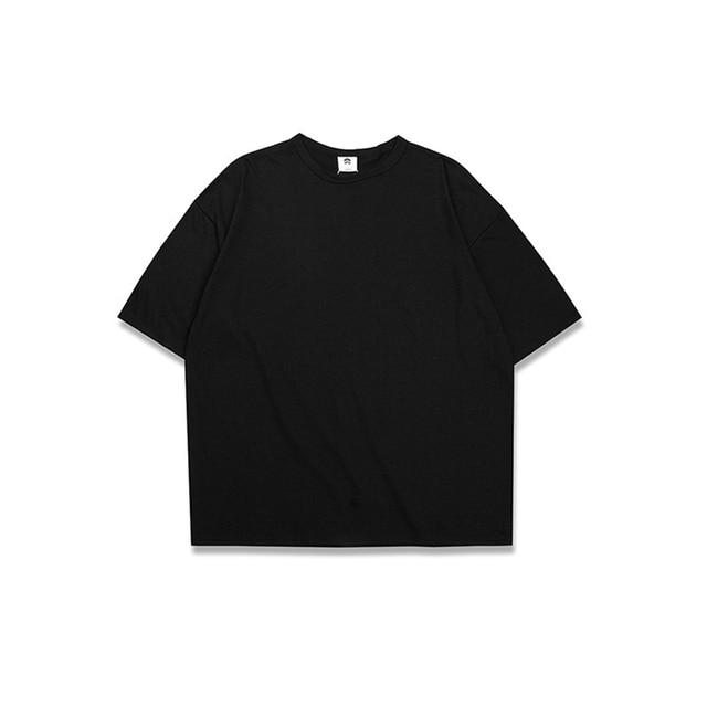 تيشرتات نسائية 10 ألوان كبيرة الحجم 80% قطن ملابس نسائية صيفية بأكمام قصيرة تيشرتات نسائية ملابس قميص كبير الحجم
