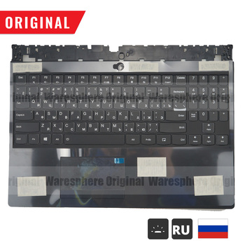 New Original Top Cover Upper Case Palmrest for Lenovo Legion Y530 Y530-15ICH with Backlit RU Keyboard Touchpad 5CB0R40181