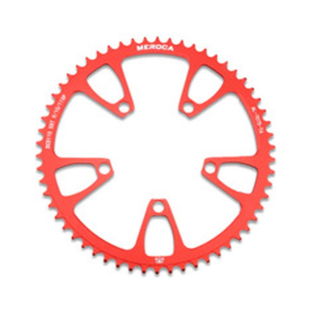 Поставка цепного кольца складной 110 BCD 9-11 скорость 50/52/54/56/58T Круглый диск Высокое качество прочный и практичный