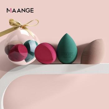 Makeup Sponge Professional Cosmetic Puff Multiple sizes For Foundation Concealer Cream Make Up Soft 2-8pcs Sponge Puff Wholesale 23