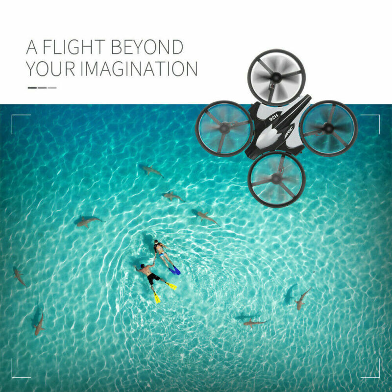 Ultimate SaleDrone JJRC H36 One-Key-Return Toy Quadcopter Aircraft Gyro Gift 6-Axis 360 Turn-Over