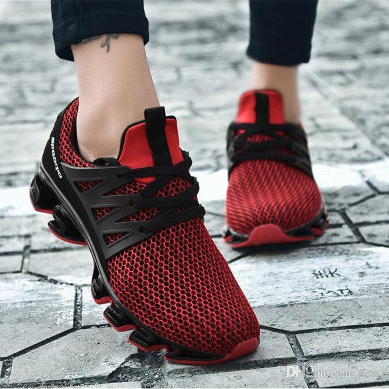 Luxury Running Shoes Brand Designer Sneakers Lace Up Memory Foam Casual Walking Running Gym SPORT Trainers Shoes Size UK