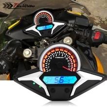 Motorcycle Tachometer Odometer Instruments Speedometer Gauge Cluster Meter For Honda CBR250R CBR 250 2011 2012 2013 for honda cbr400 nc29 speedometer tachometer tacho gauge instruments motorcycle parts
