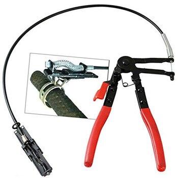 18mm-54mm גמיש חוט ארוך להגיע צינור קלאמפ פלייר אוטומטי רכב כלים כבל עבור תיקוני רכב צינור מהדק הסרת יד כלים