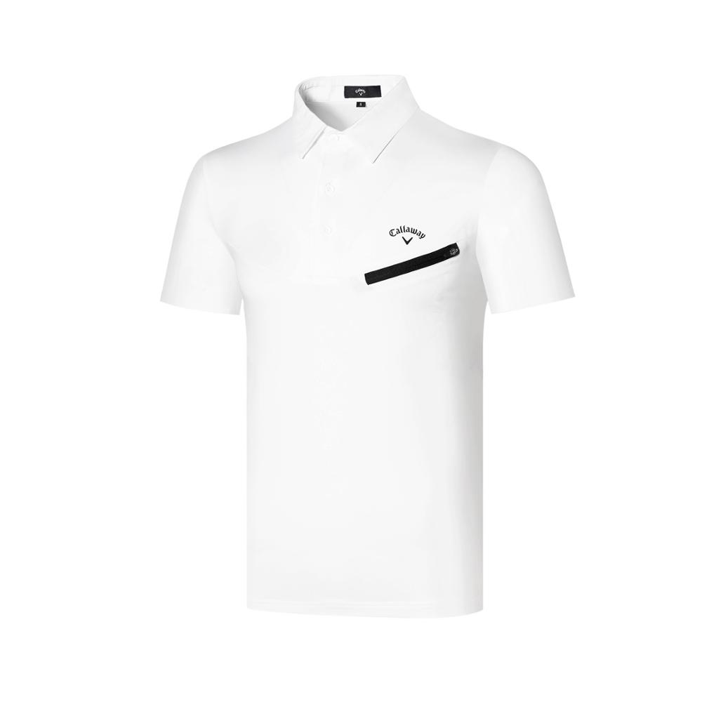 2020 New Golf Clothing Men's Short Sleeve