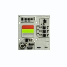 Светодиодный чип 35 вт RGB ac220 в, модуль прожектора COB, изменяемый, красный, зеленый, синий, ландшафтная лампа, умная IC цветная, бесплатная достав...
