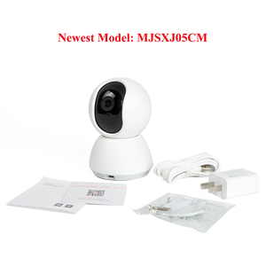 Image 5 - מעודכן Xiaomi Mijia Mi החכם IP מצלמה 1080P HD WiFi 360 זווית ראיית לילה פאן הטיה וידאו Webcam תינוק אבטחת בית צג