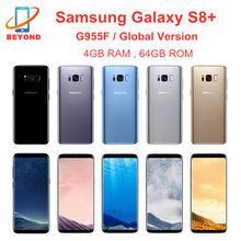 Samsung Galaxy S8 más G955F 4GB RAM 64GB ROM versión Global 6,2