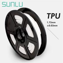 1.75/3.00MM TPU Flexible 3D Printer Filament For Print Children Toys Non-toxic TPU Flexible Filament 3d Printing Consumable