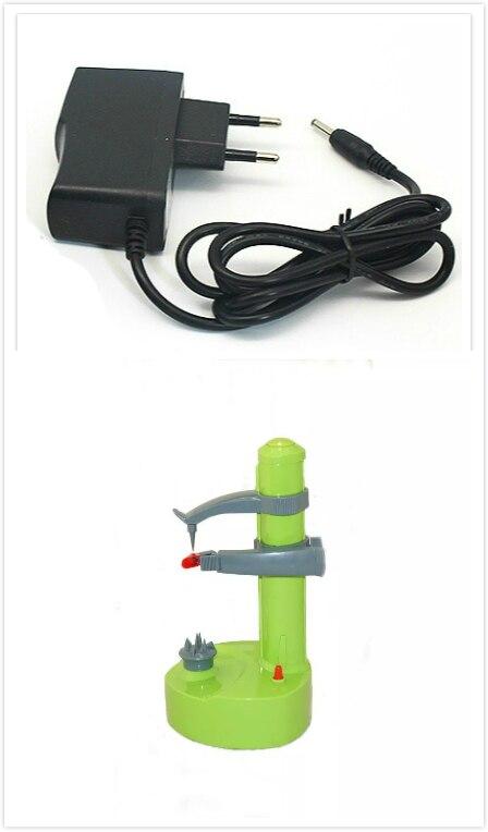 Green with EU plug