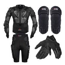 HEROBIKER мотоциклетная куртка мужская мотоциклетная Броня Полный корпус мотокросса Защитное снаряжение мото защита S-5XL