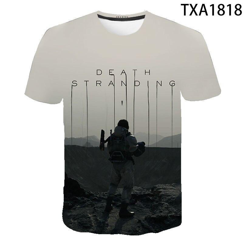 2021 New Summer 3D Printing Universe Warrior Men's And Women's Street Style Short Sleeve T-Shirt 130-6XL
