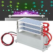 Ozone Generator 15g Integrated Ozone Generator Ceramic Plate Air Purifier for Dryer Refrigerator AC220V/AC110V ce emc lvd ozone generator