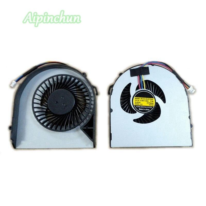 Новый вентилятор охлаждения ЦП для ноутбука Acer Aspire V5 V5-531 V5-531G 571G V5-571 471G MS2360, Кулер для ноутбука