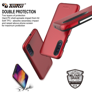 Image 3 - TOIKO X Guard 2 in 1 Shockproof Protection Cases for Samsung Galaxy A50 A30s A50s Phone Shell PC TPU Bumper Hybrid Back Covers