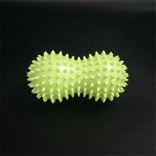 Peanut Massage Ball Spiky Hedgehog Massage Ballen Relief Muscle Leg Pain Stress Pilates Balls Relax Muscle Fitness Ball