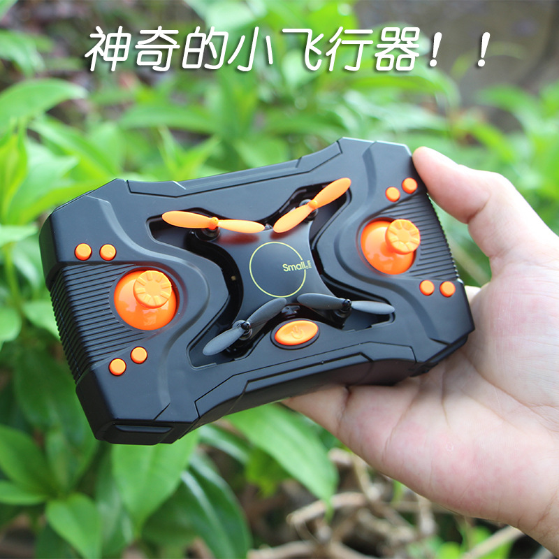 Mini Folding Unmanned Aerial Vehicle High-definition Aerial Photography Micro Pocket Remote Control Aircraft Quadcopter Small Sm