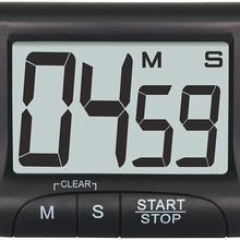 """Ультра Большой """" дисплей с легко читаемыми жирными четкими цифрами кухонный таймер"""