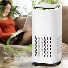 Air-Purifier FILTER Smoke-Remover HEPA Home for Dust-Cigarette 7-Lights