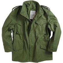 Jacket Windbreaker Military-Uniform Tactical Camouflage Waterproof Field Men Commander