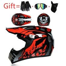 Motocross Helmet Motorcycle Off-road Helmet Atv Racing Motor