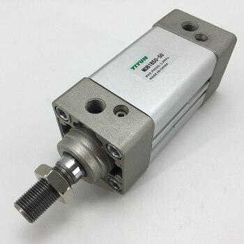 Standard double acting single rod cylinder MDB1B80-25 MDB1B80-50 MDB1B80-75 MDB1B80-100 MDB1B80-125 MDB1B series