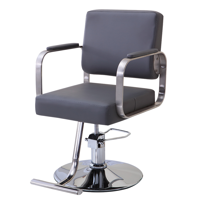 CHAIR SALON Special Hairdressing Chair Hairdressing Chair Hydraulic Lifting Rotation Simple