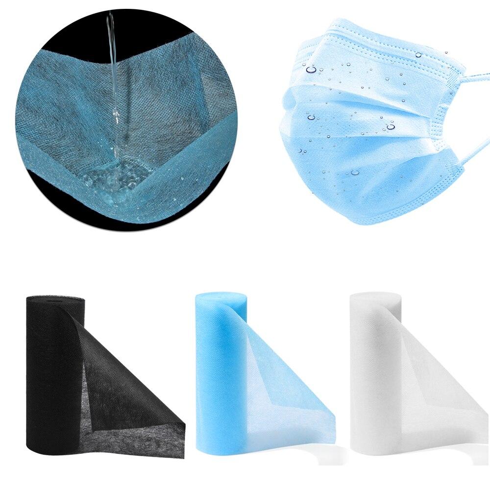 Фильтрующая Ткань, прокладочный плавкий, водонепроницаемый слой, 10 м, для рукоделия, 1 шт.