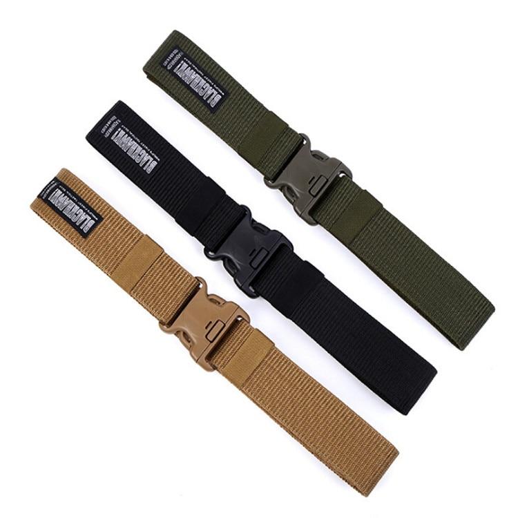 Black Hawk Outside Belt Tactical Belt Blackhawk Tactical Belt Special Belt Wholesale