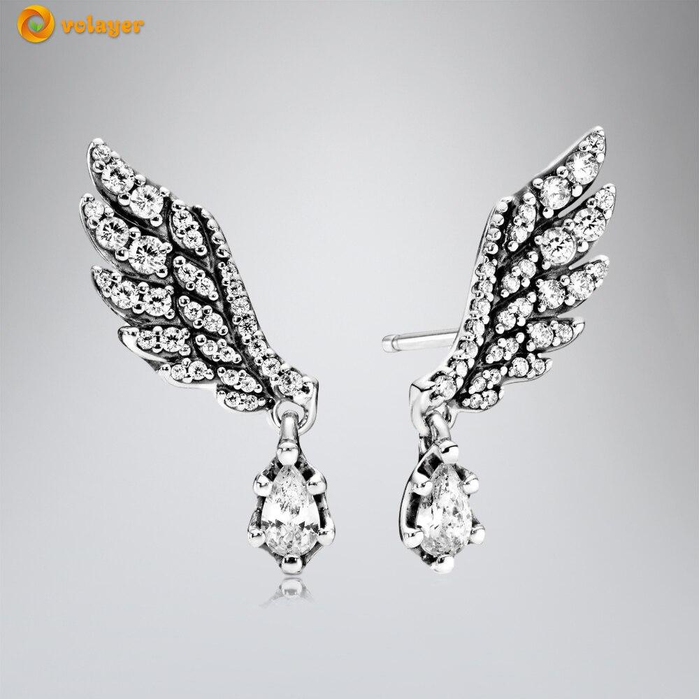 Dangling Angel Wing