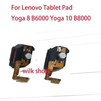 Для Lenovo планшет Yoga 8 B6000 Yoga 10 B8000 питания гибкий кабель для кнопки регулировки громкости боковой ключ переключатель вкл/выкл управления с динамиком|Шлейфы для мобильных телефонов|   | АлиЭкспресс