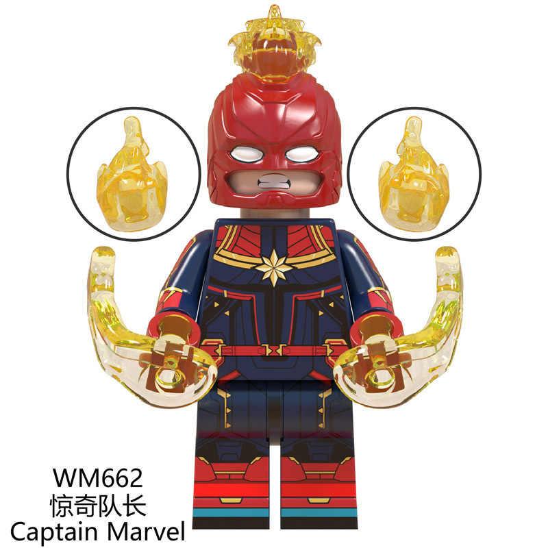 Железные человеческие Мстители эндигра фигурки Железный человек перец танос Тор Человек-Паук Марвел Капитан Супер Герои строительные блоки игрушки